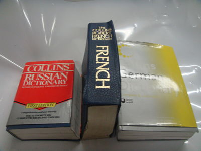 Foreign language dictionaries-image not found
